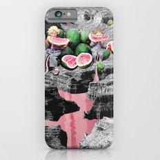 Watermelon Watermarks Slim Case iPhone 6s