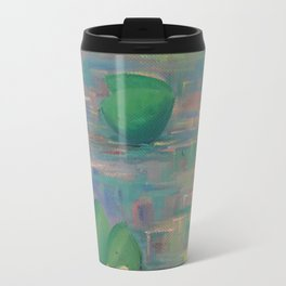 Water pond in India Travel Mug