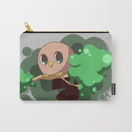 Chick-Pea Owl Carry-All Pouch