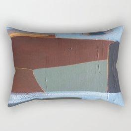 Working Harbour Rectangular Pillow