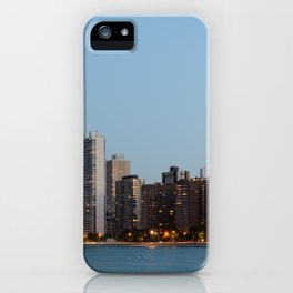 Chicago Highrises iPhone Case