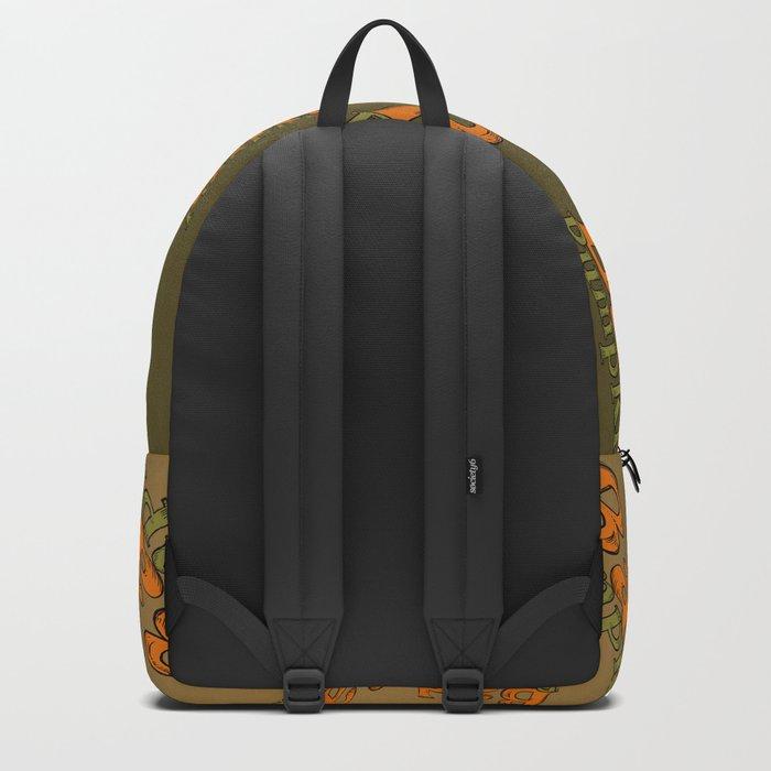 Bad Pumpkin Backpack