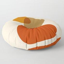 Red Rock Floor Pillow
