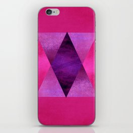 Pyramid Composition IV iPhone Skin