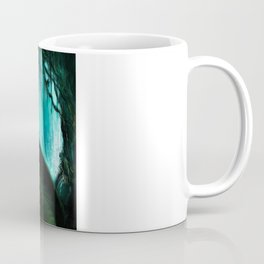Aztec dragon (older work) Coffee Mug