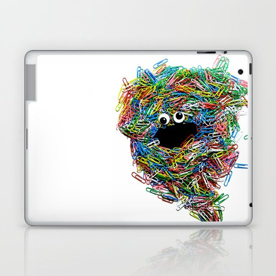 Clip Art: Behemoth! Laptop & iPad Skin