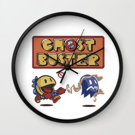 ghost buster Wall Clock