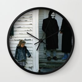 Brand New - The Devil And God Are Raging Inside Me Wall Clock