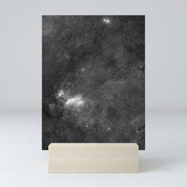 Hubble Space Telescope - Black Hole System GRO J1655-40 (2002) Mini Art Print