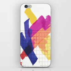 Color Alive iPhone & iPod Skin