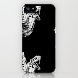 Battered Cons - Inverted iPhone Case
