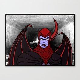venger: master of demons Canvas Print