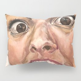Face Pillow Sham