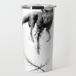 Maned Wolf Travel Mug