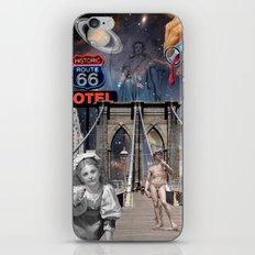 Imagine Brooklyn iPhone & iPod Skin