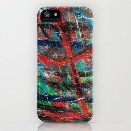 Hick Spit  iPhone Case