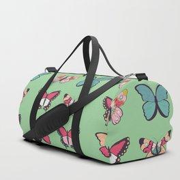 Butterflies collection 01 Duffle Bag