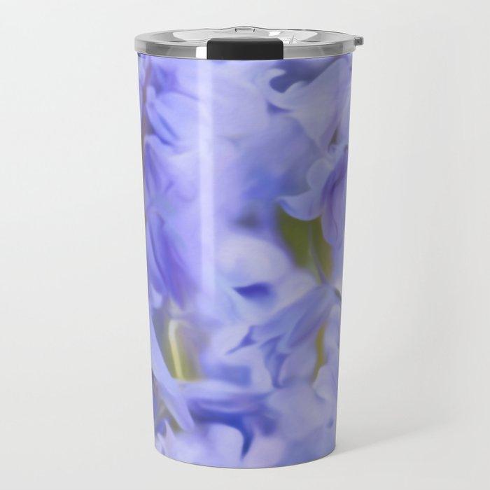 Bluebell haze Travel Mug