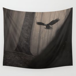 Magic Eagle Wall Tapestry