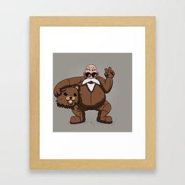 Cosplay Framed Art Print