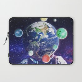 Orbital Complexion Laptop Sleeve