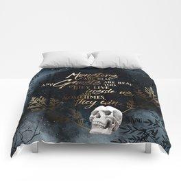 S King - Ghosts & Monsters Comforters
