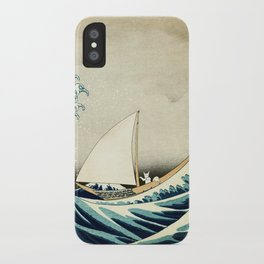 To where the wild things are iPhone Case
