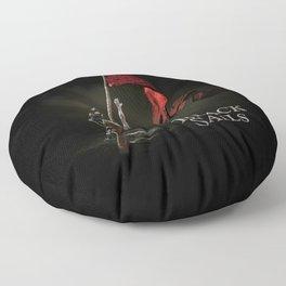 Black Sails Floor Pillow