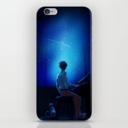 Twinkle Twinkle Little Star iPhone Skin