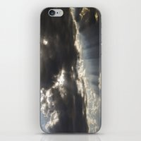 breaking iPhone & iPod Skins featuring Breaking by Haley Strohschein
