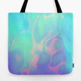 Rainbow Sea Tote Bag