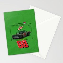 Old School #Earnhardt #88 #NASCAR Stationery Cards