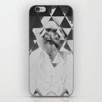 kaleidoscope iPhone & iPod Skins featuring Kaleidoscope by Mrs Araneae