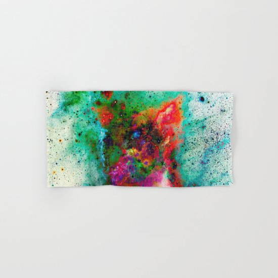 Everything is nothing 8 (therefore it was beautiful) Hand & Bath Towel
