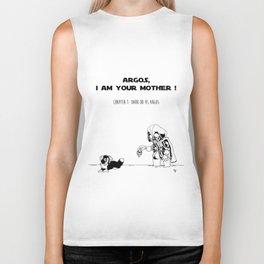 DARK VADOR - Pet sitter Biker Tank