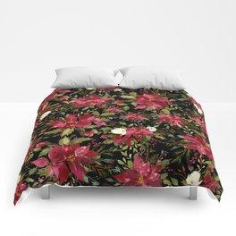 POINSETTIA Comforters