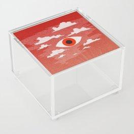Safety Matches: Psyche Acrylic Box