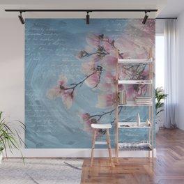 Steel Magnolias Wall Mural