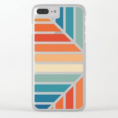 Celebration Clear iPhone Case