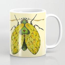 Moth n. 2 (ORIGINAL SOLD). Coffee Mug