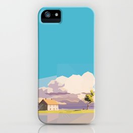 One Way Ride iPhone Case