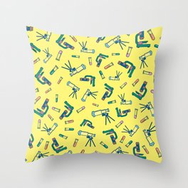 BP 49 Science Throw Pillow