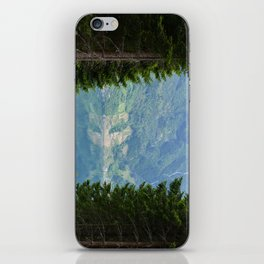 norwegian fjords iPhone Skin