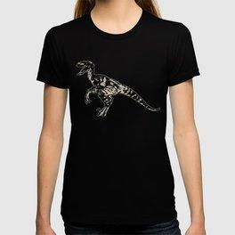 ChocoPaleo: Velociraptor T-shirt