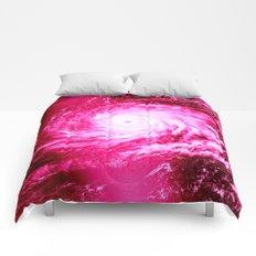 Pink Hurricane Comforters