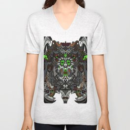 New Creature Creation in Color Unisex V-Neck