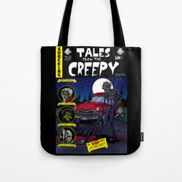 Tales From The Creepy Tote Bag