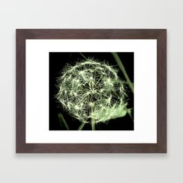 Sacred Geometry  Framed Art Print