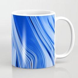 Streaming Blues Coffee Mug