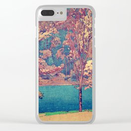 Birth of a Season Clear iPhone Case